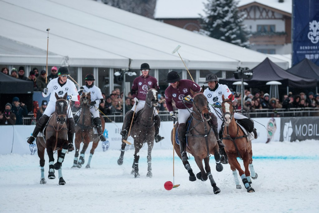 GP Mobility vs World Polo League