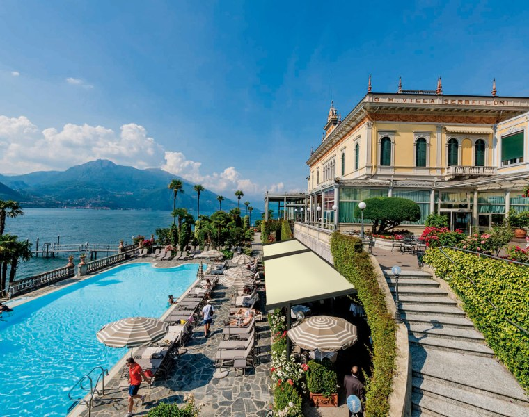 Experiencing La Dolce Vita at the Grand Hotel Villa Serbelloni