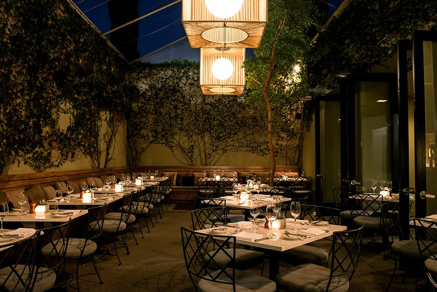 Luques West Hollywood