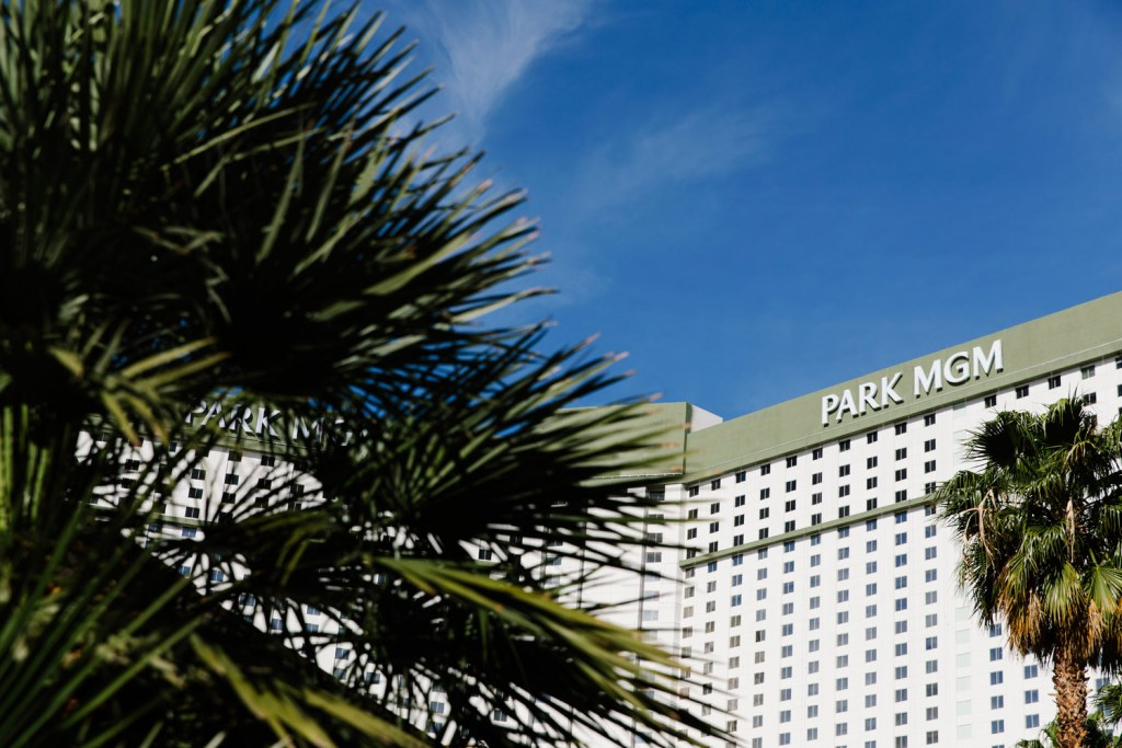 The Park MGM Hotel Las Vegas