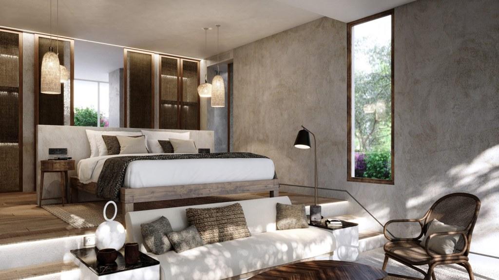 SO Sotogrande luxury bedroom suite