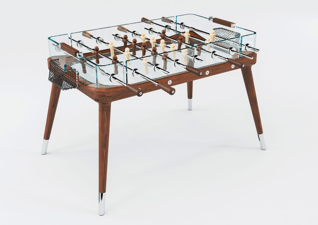 Calcio Balilla by Teckell Takes Foosball to a Whole new Level 2