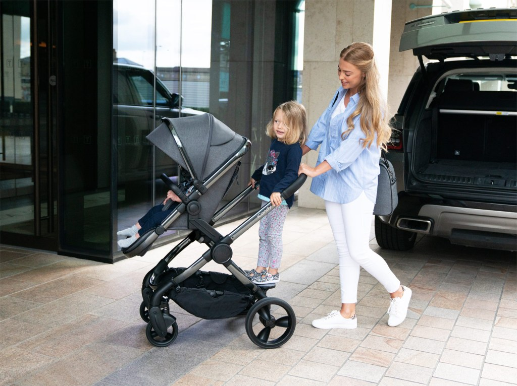 iCandy Launches Innovative and Futureproof Peach Ride-on Board
