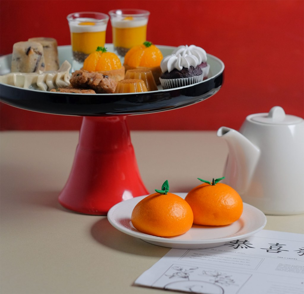 Hong Kong's The Cakery Introduces Guilt-Free Chinese New Year Treats 4