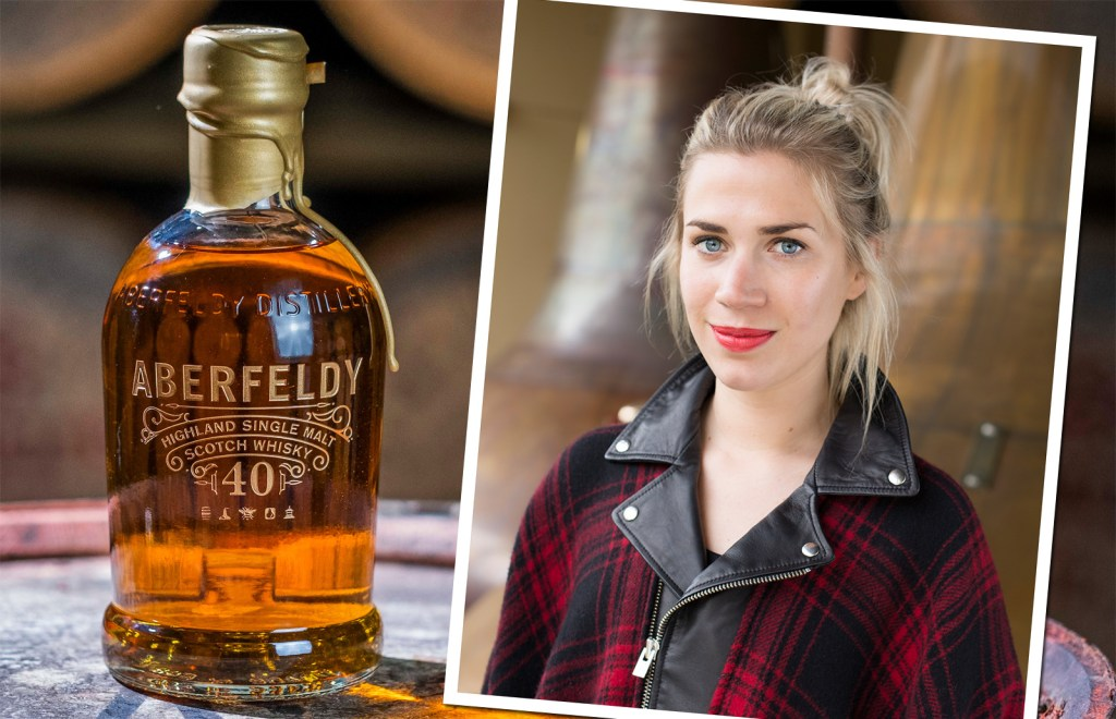 Interview With Georgie Bell, Global Malts Ambassador For Dewar's