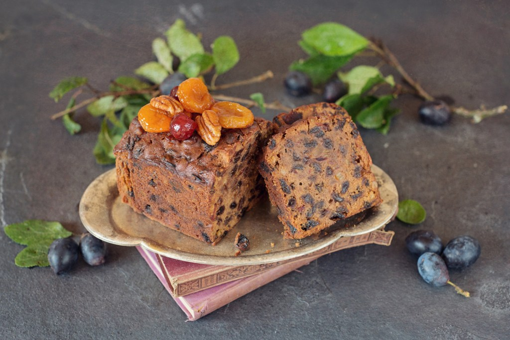 Ginger Bakers fruit cake