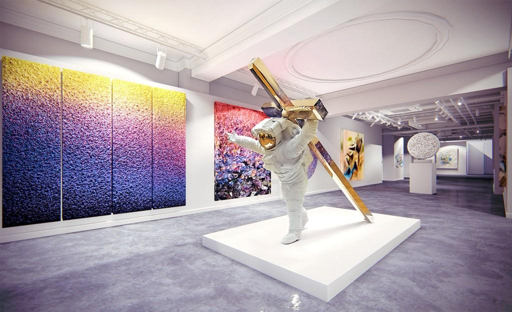 New HOFA Flagship Gallery in Mayfair