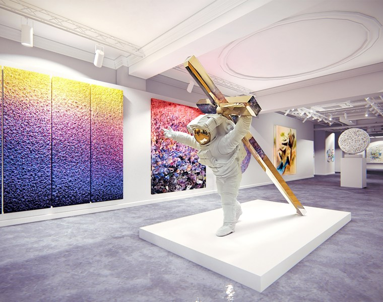 New HOFA Flagship Gallery in Mayfair