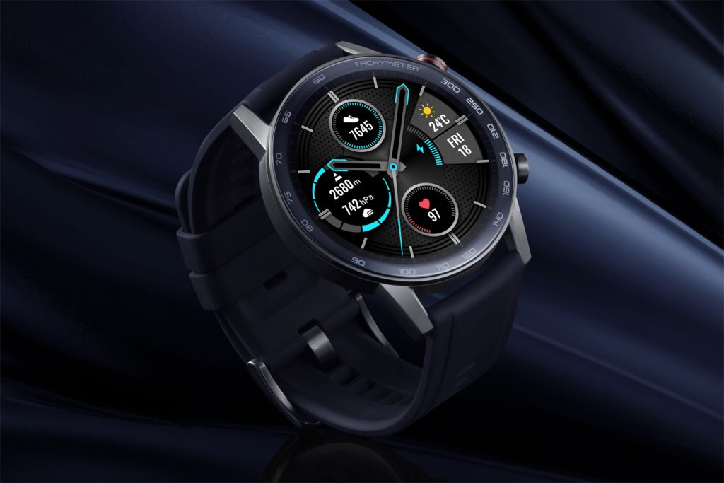 HONOR MagicWatch 2 charcoal black edition