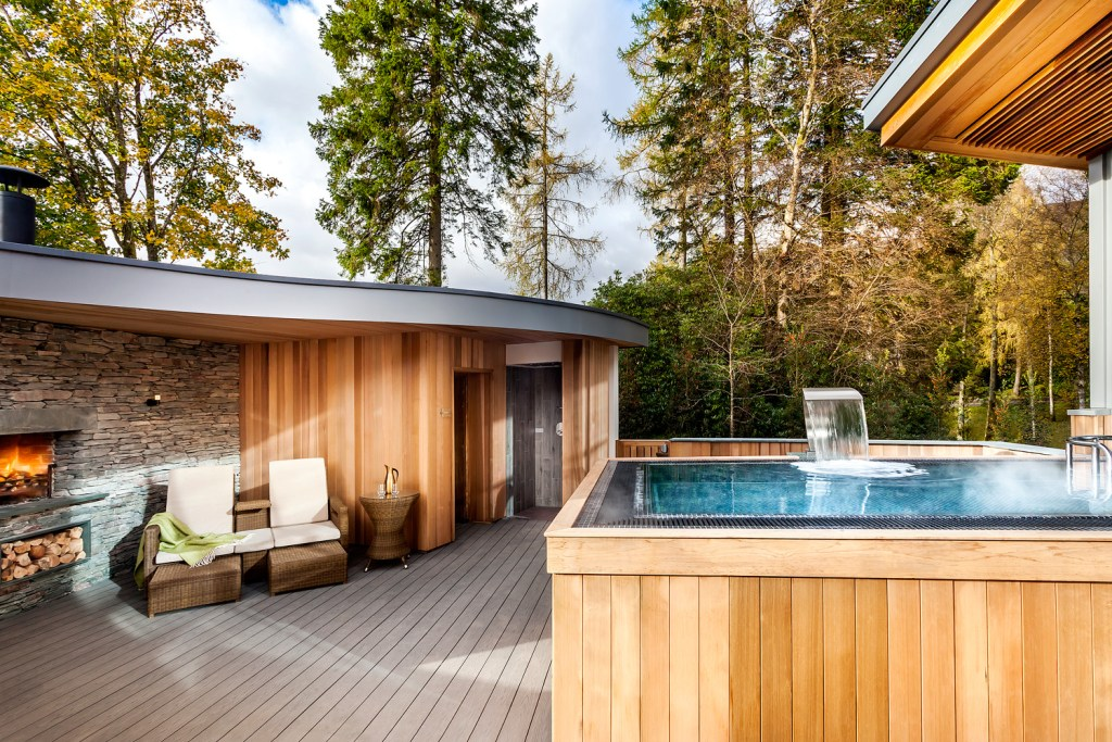 Mothers Day at the Brimstone Spa in the Lake District