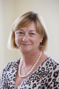 Pamela Healy, Chief Executive, British Liver Trust