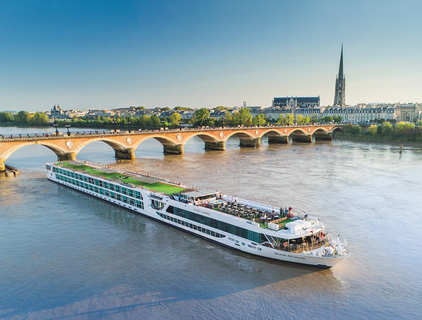 Scenic Launches New Itineraries Aimed at People New to Cruises