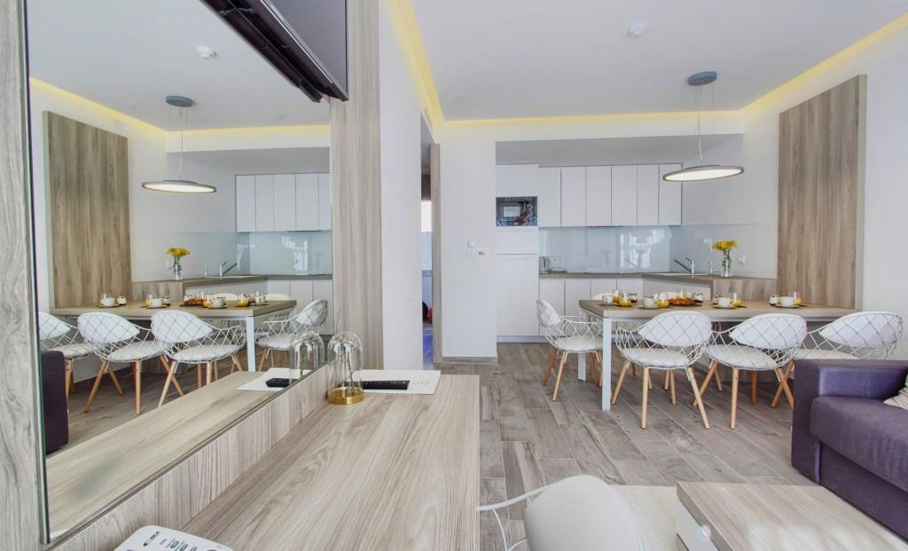 Suite at Croatia's Aparthotel Kalamota