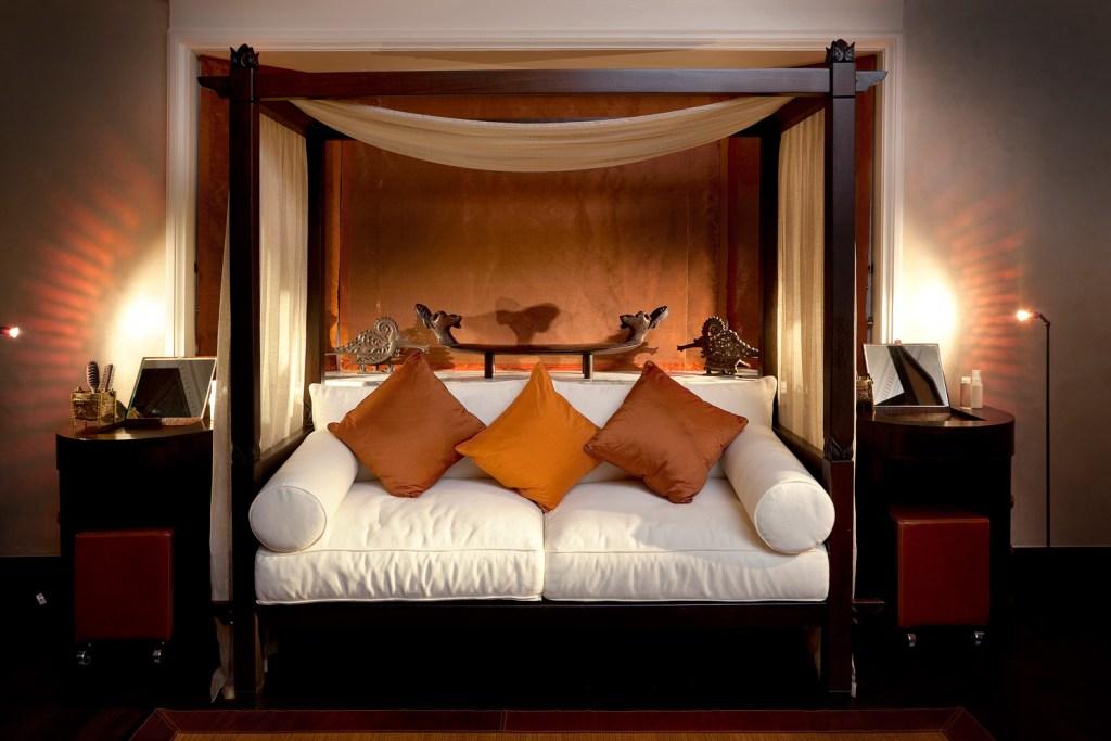 The Asmara Suite at Ushvani Spa in London