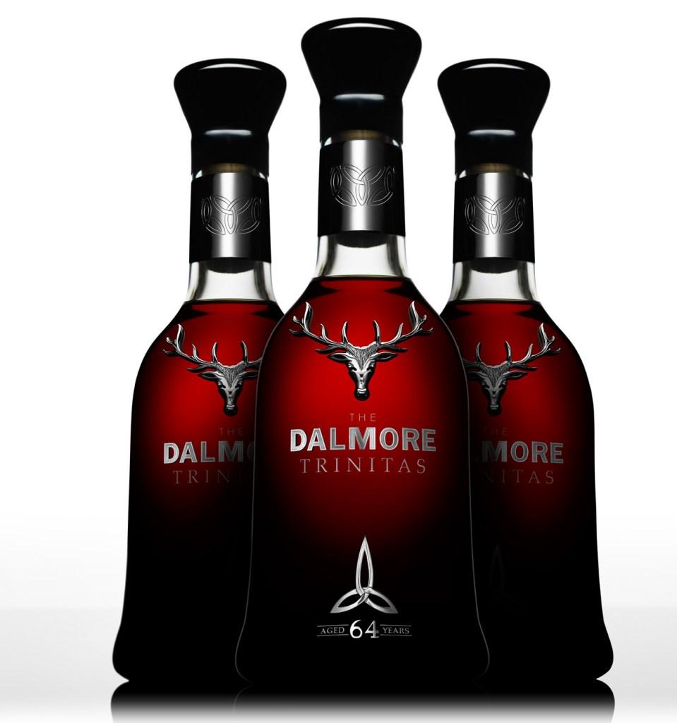 The Dalmore Trinitas Bottles
