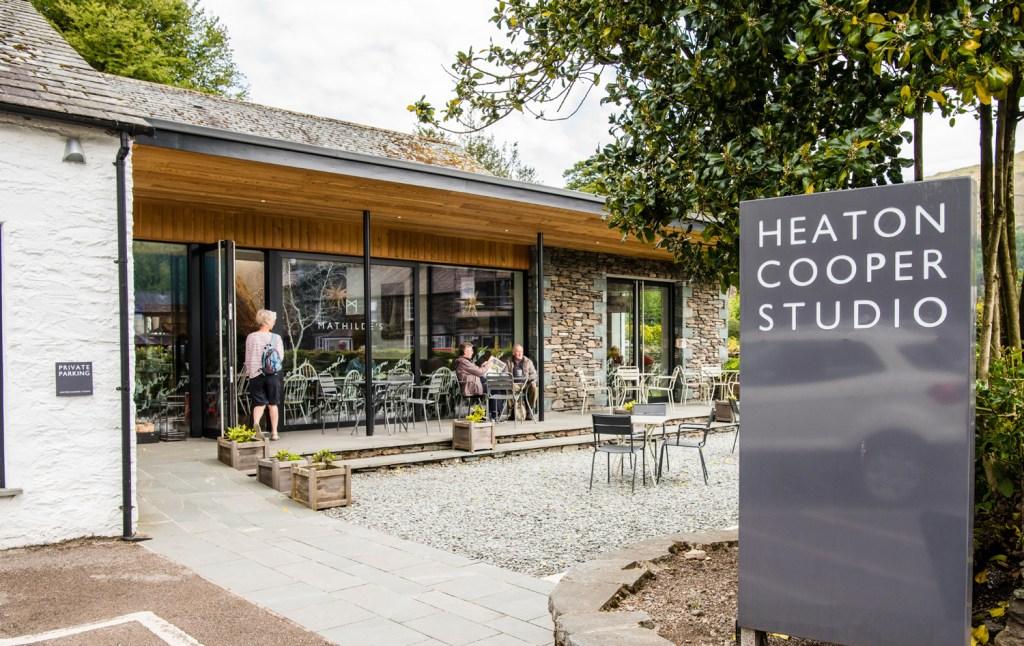 The Heaton Cooper studio in the Lake District
