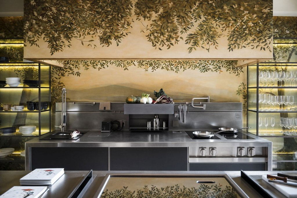 The Marrone + Mesubim C3 culinary system
