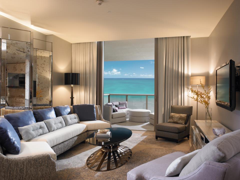St. Regis Bal Harbour Resort Ocean Front views