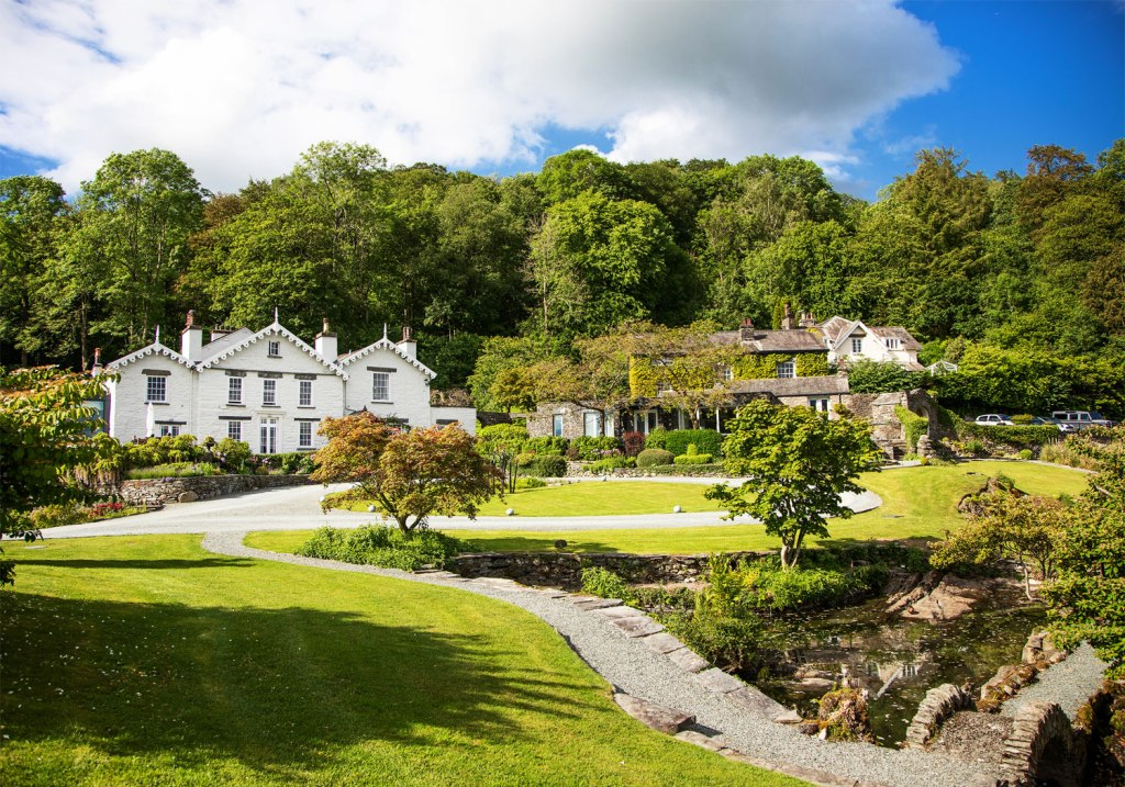 Celebrate 250 years of William Wordsworth at The Samling Hotel