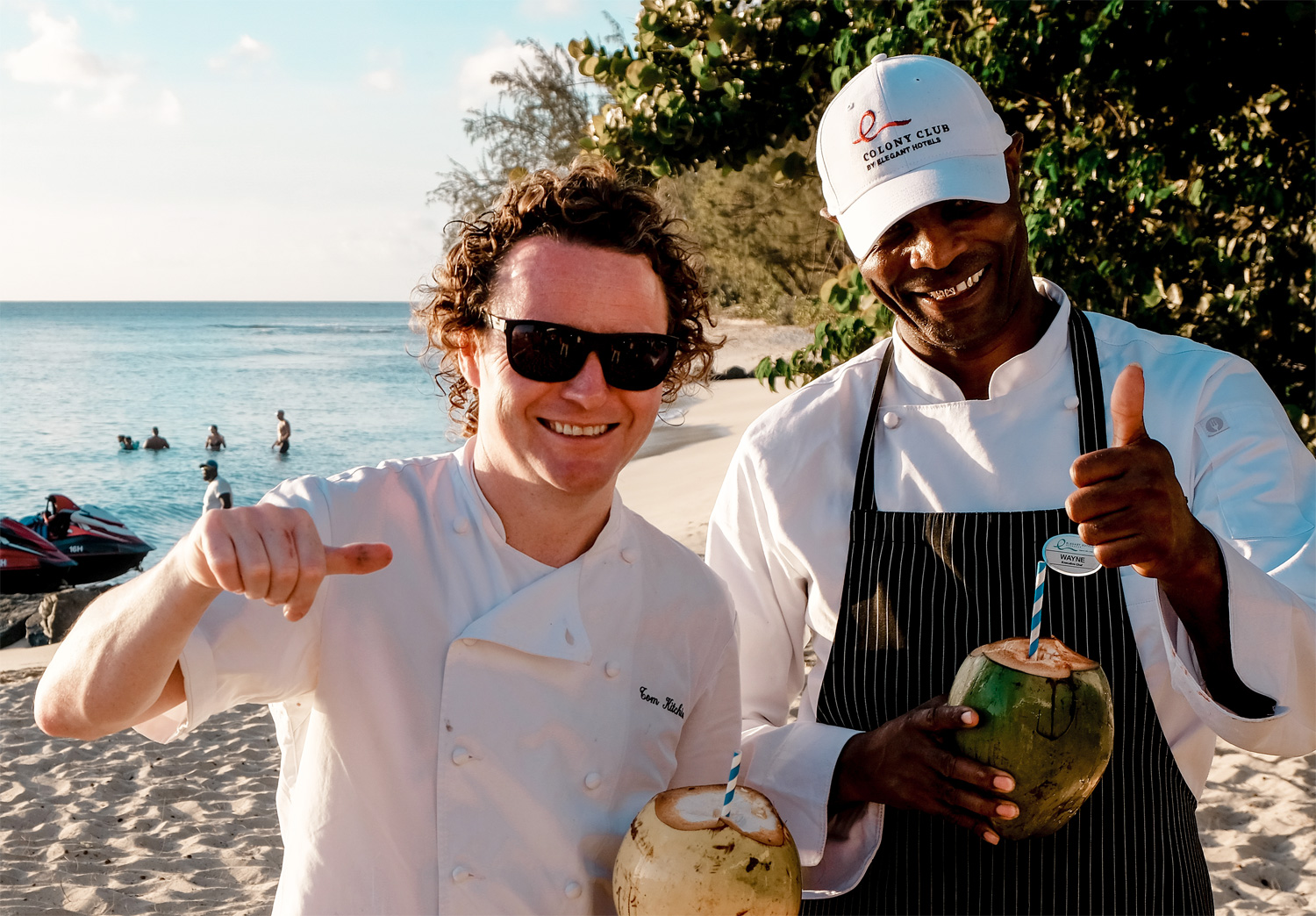 Chef Tom Kitchin To Host Three Culinary Events In Barbados