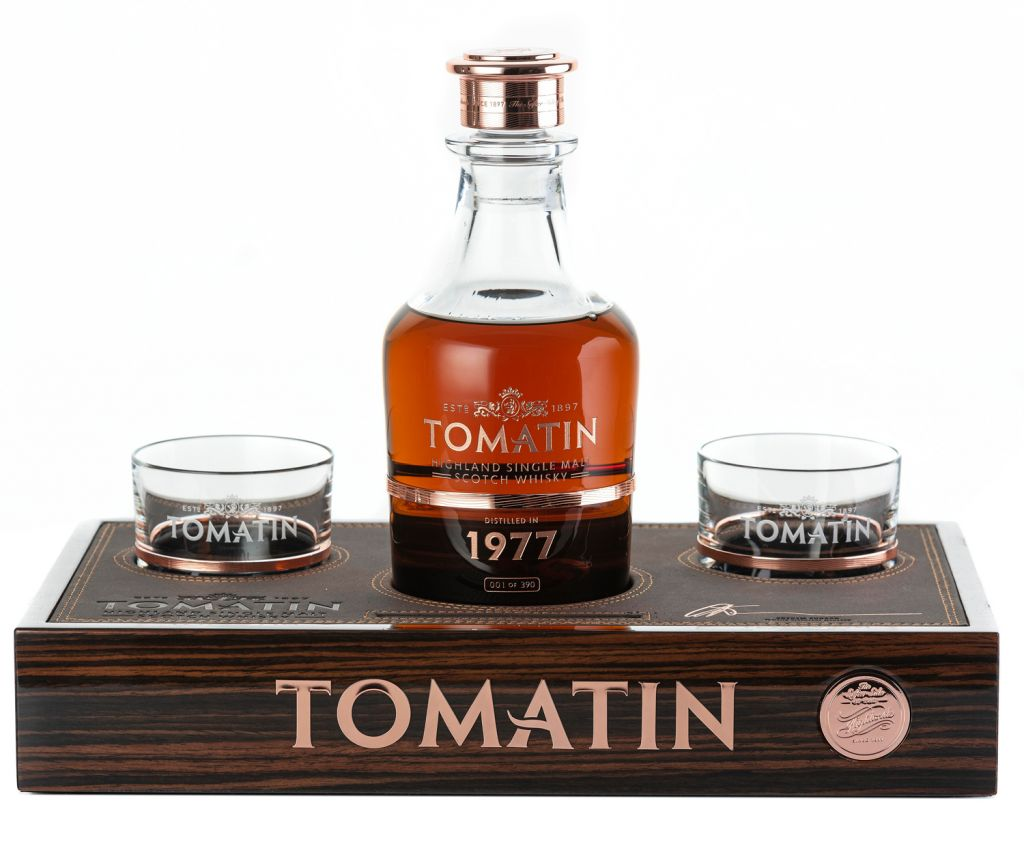 Tomatin 1977 Expression