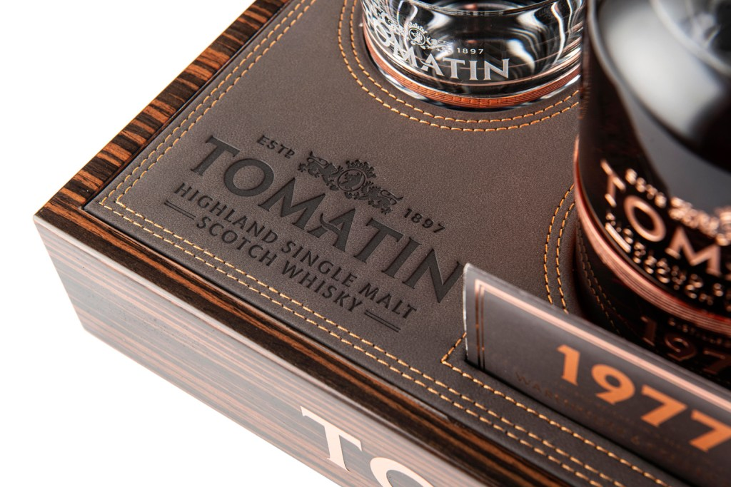 Tomatin Adds The 1977 Expression To Warehouse 6 Whisky Collection 4