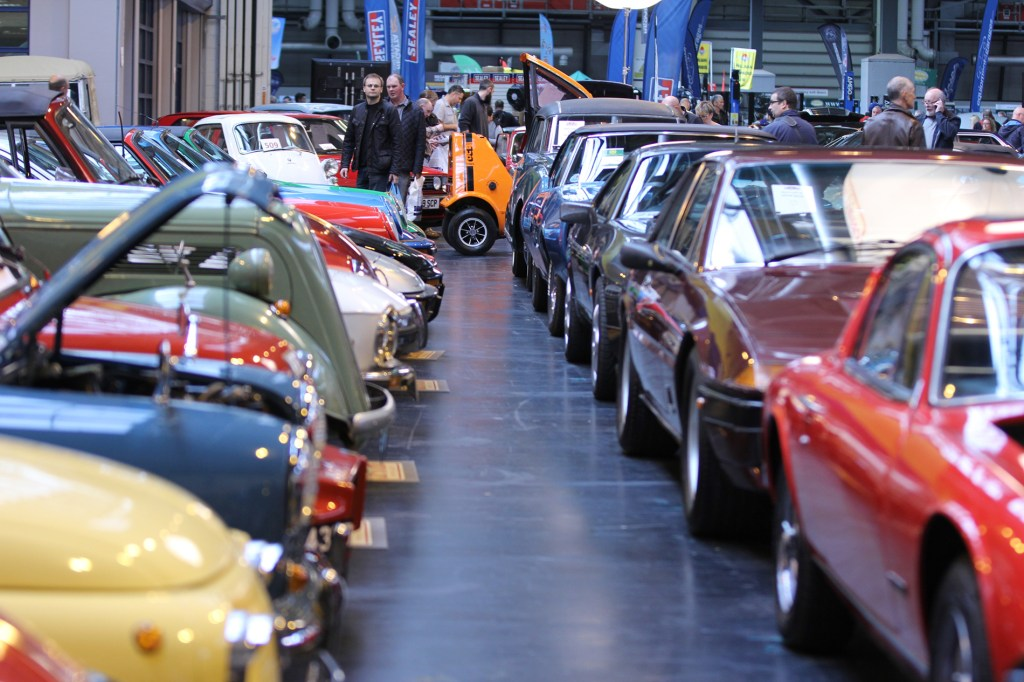 Buying a classic car at a CCA Auction