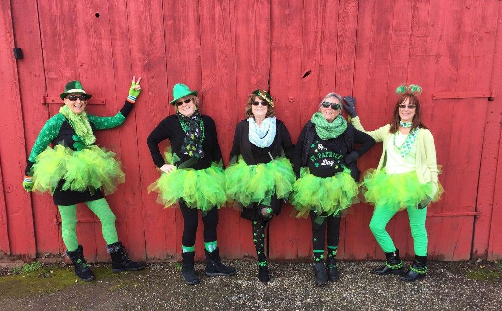 Murphys Irish Day in Tuolumne County, California