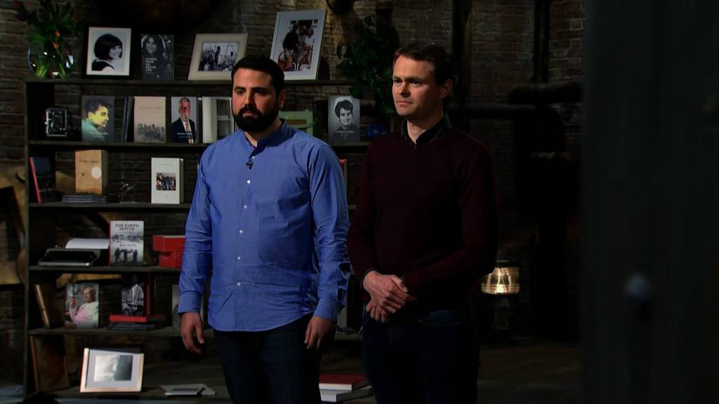 StoryTerrace appearing on the BBCs Dragons Den