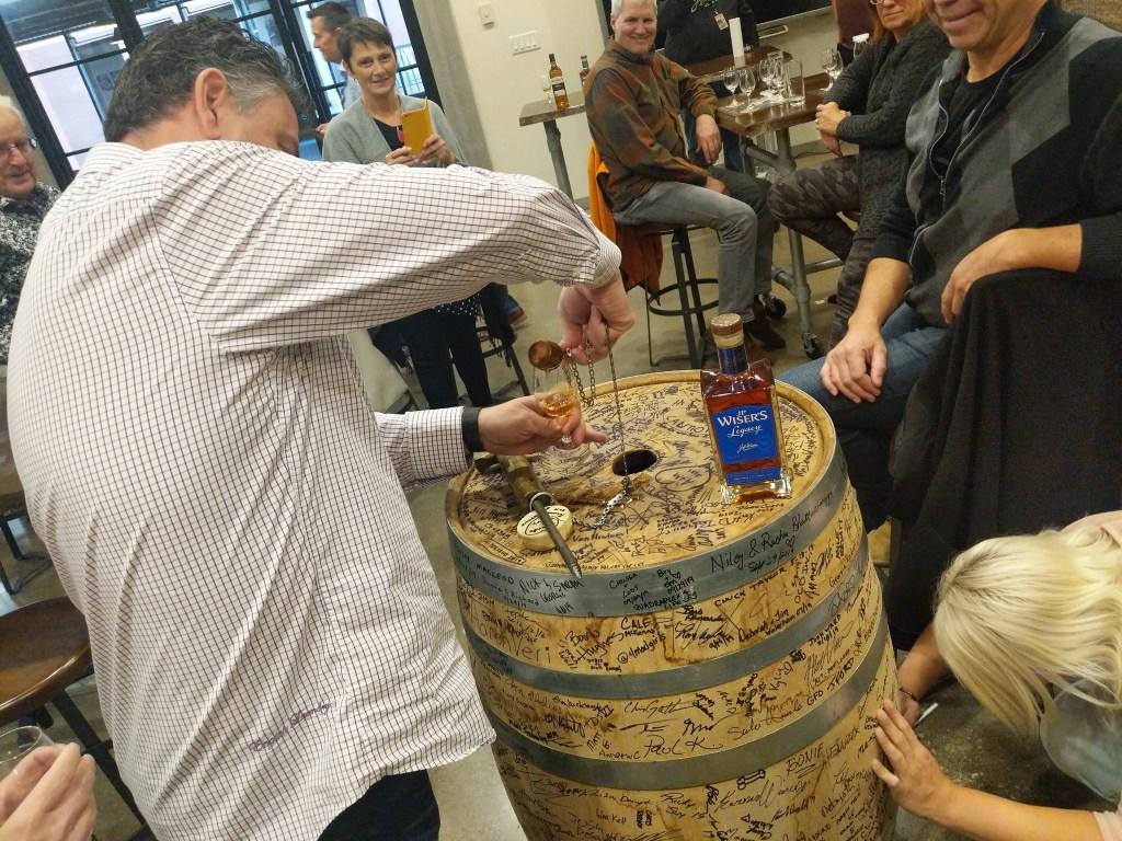 Windsor Eats Distillery Tour