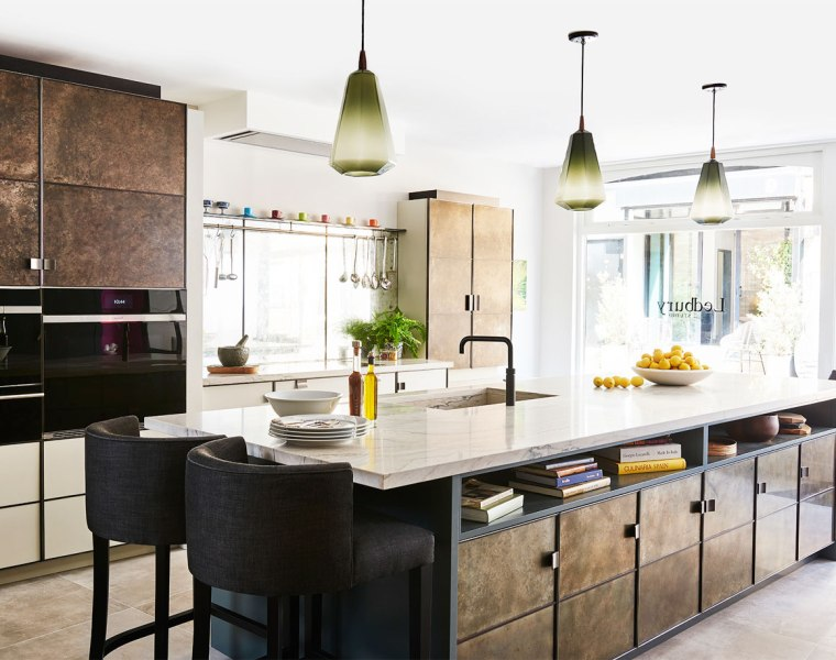 Advice on Creating a Kitchen Island from Charlie Smallbone