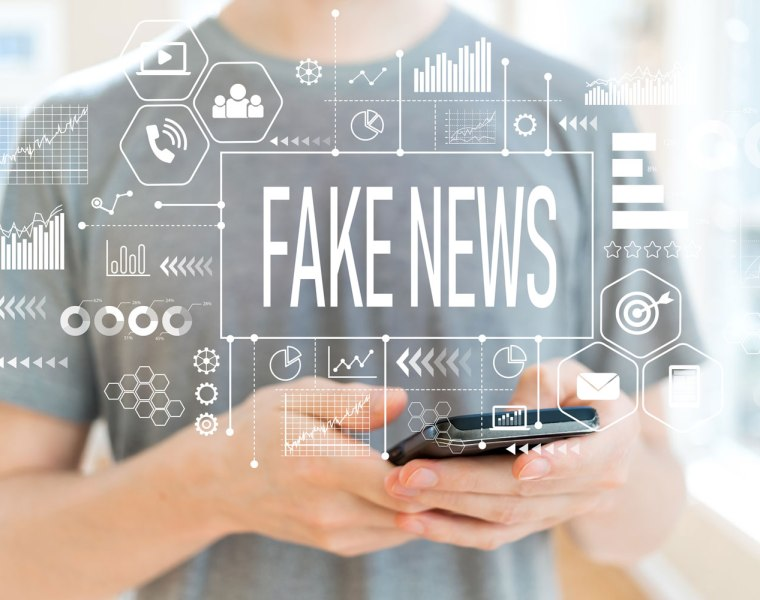 How to Spot False Information, Fake News and Photo-Shopped Images