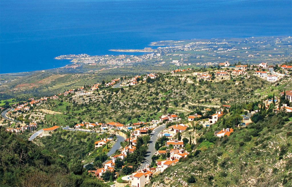 Leptos Estates Kamares Village in Cyprus