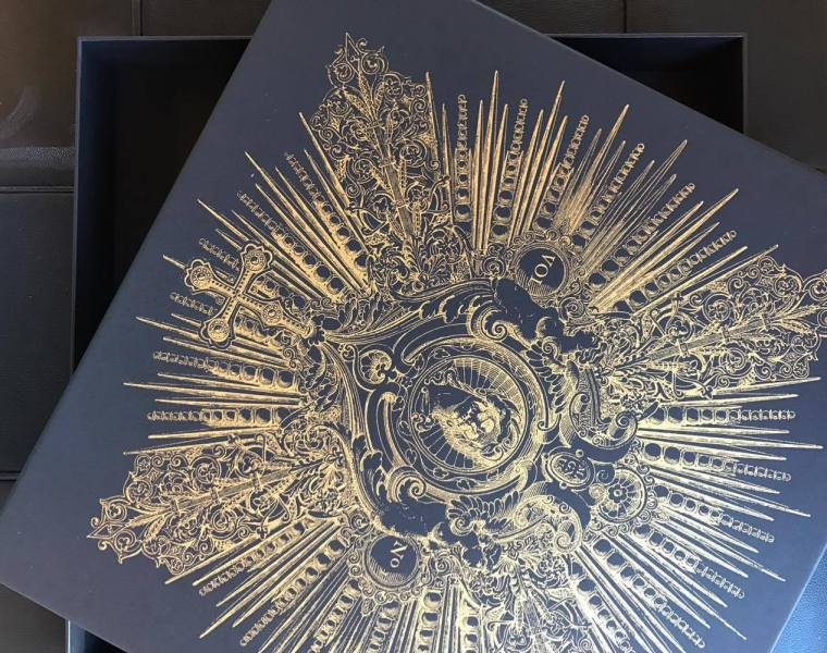 Magnus Gjoen Invites the UK to Engage in Art Therapy While at Home