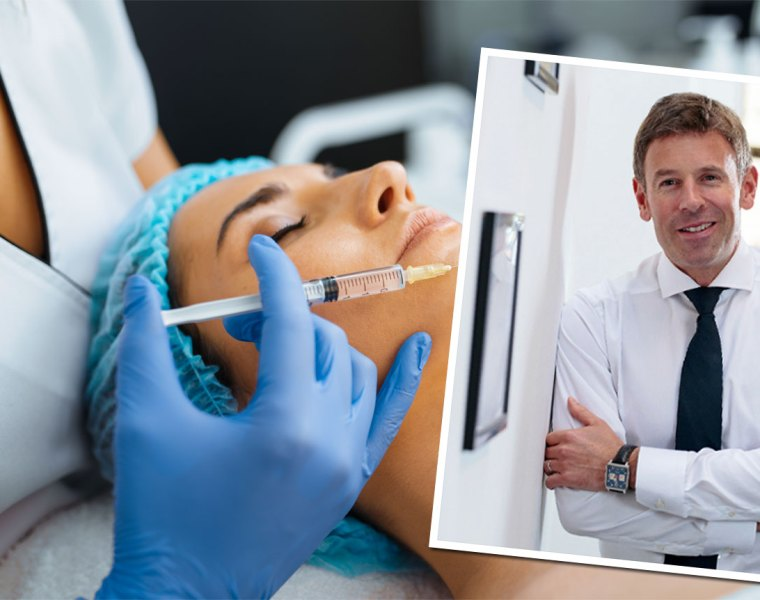 Interview with Michael Saul of Cosmetic Surgery Solicitors