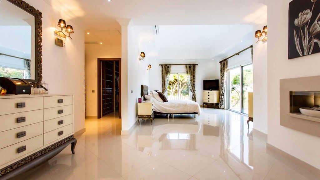 Interior of a property at Quinta do Lago