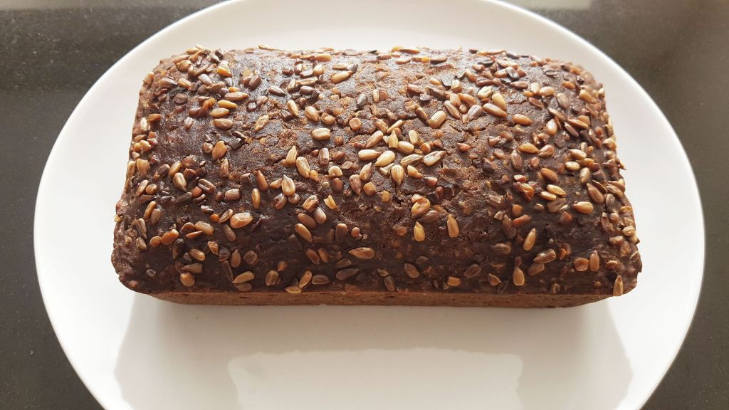Seeded bread made using Tobia Teff Flour
