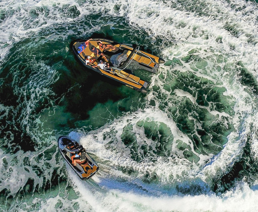 Fun is at the heart of everything Wave Boat UK does