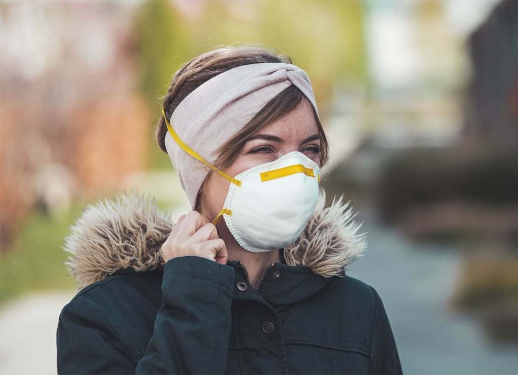 New Study Reveals The UK is Divided When it Comes to Wearing Face Masks