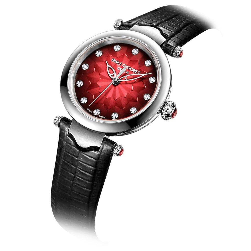 Fair Lady Lotus Red dial