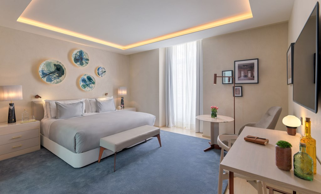 Lisbon The One Luxe Room