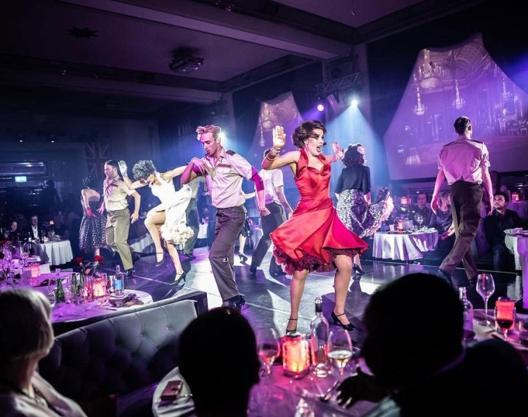 The London Cabaret Club Exquisite Show