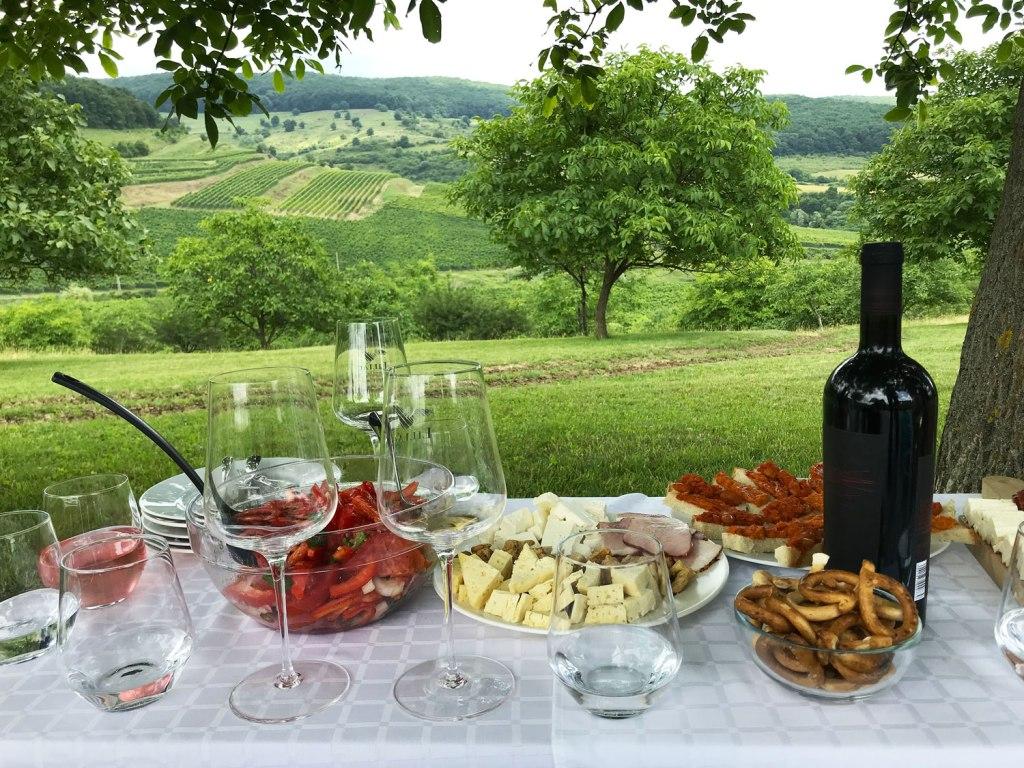 Ffestiniog Travel Wines of Southern Romania