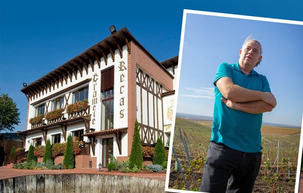 Philip Cox, Owner of Cramele Recas