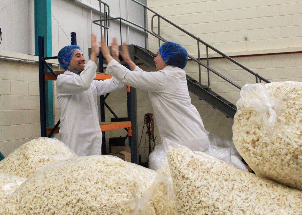 Popcorn Shed Sees Gourmet Popcorn Sales Jump by 250% During Lockdown