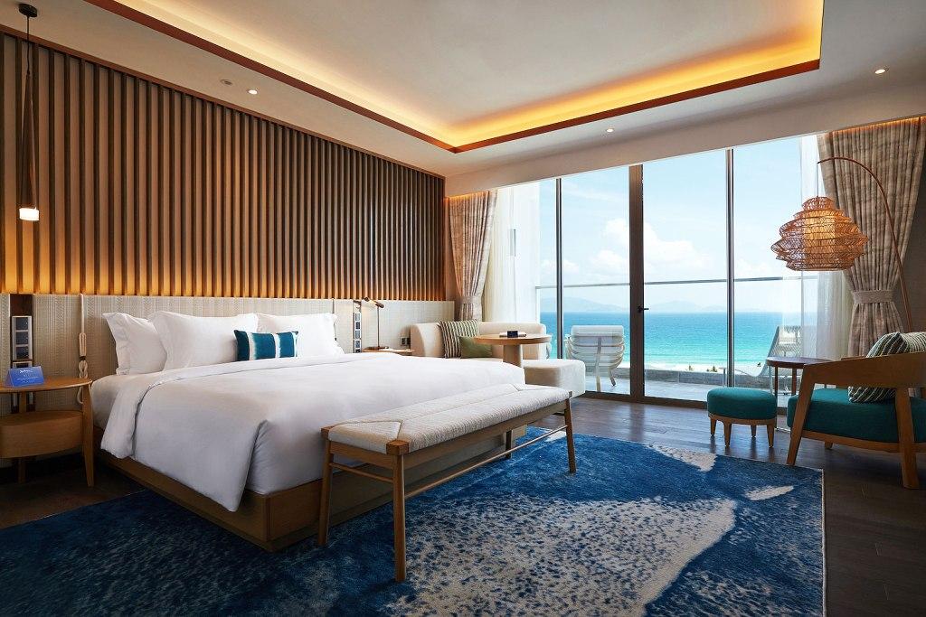 Radisson Blu Resort Cam Ranh in Vietnam Deluxe King Room