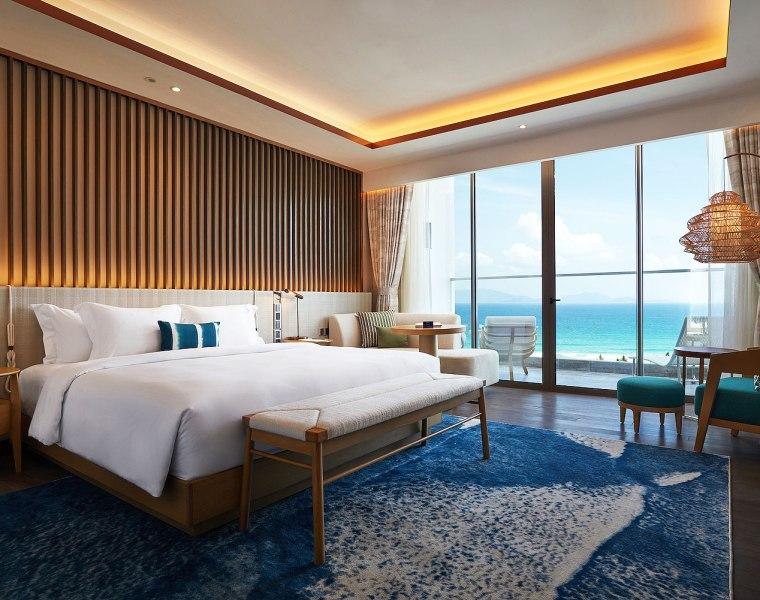 Radisson Blu Resort Cam Ranh in Vietnam Deluxe King Room