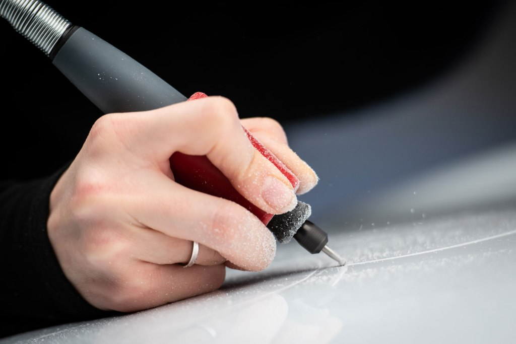Tattooing a Car