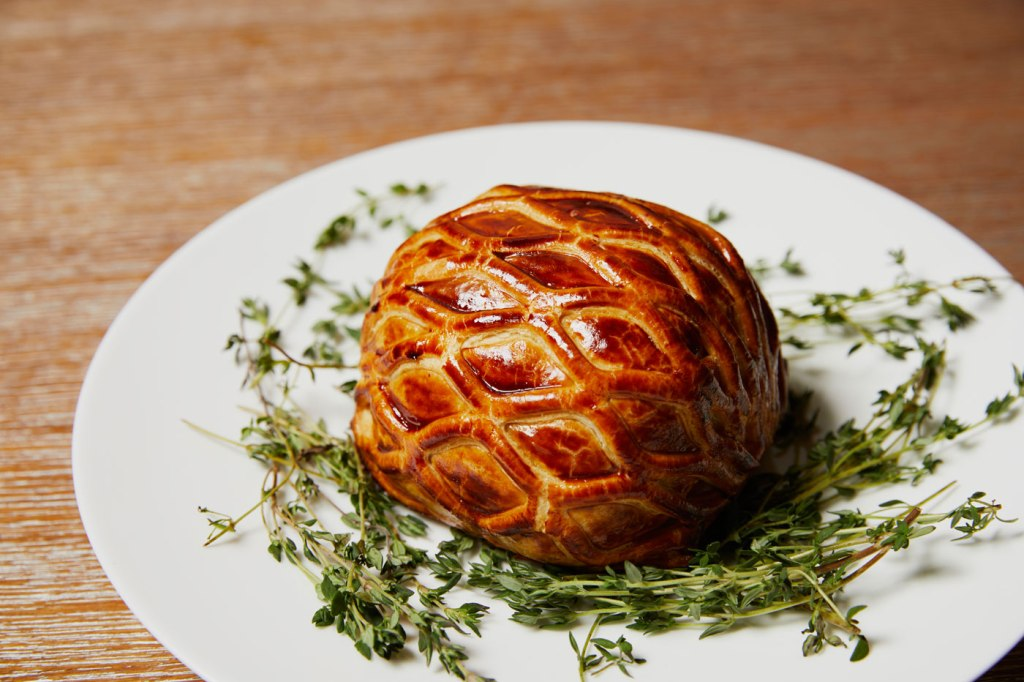 Dorchester at Home Beef Wellington