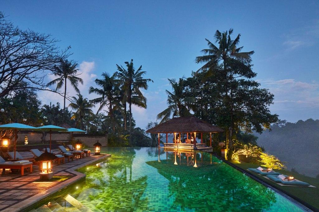 Aman Resorts Amandari Indonesia Swimming Pool